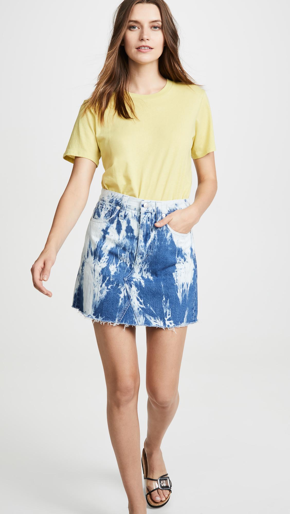 Summertime Trend: Tie Dye Jeans