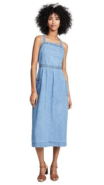 Madewell Juliet Apron Dress