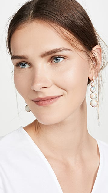 Madewell Terrazo Earrings