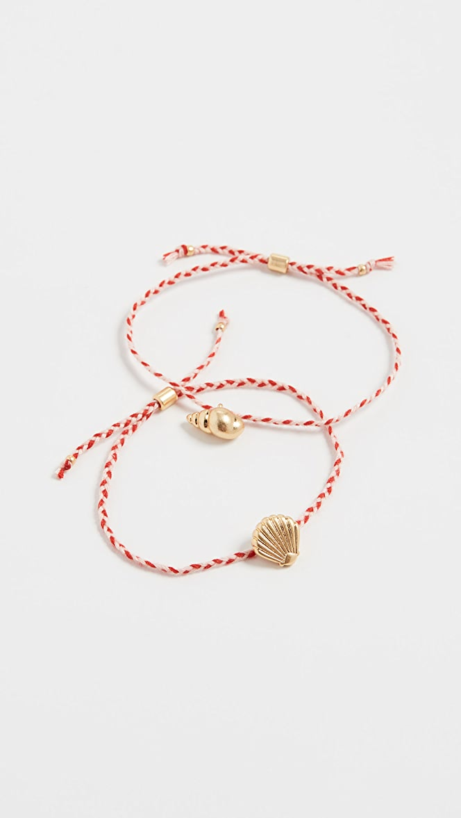 Friendship Bracelets by Madewell