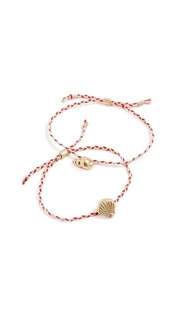 Madewell Friendship Bracelets