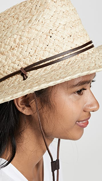 Madewell 草编帽