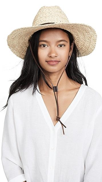 Madewell Raffia Lifeguard Hat