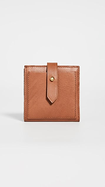 Madewell Bifold Post Wallet