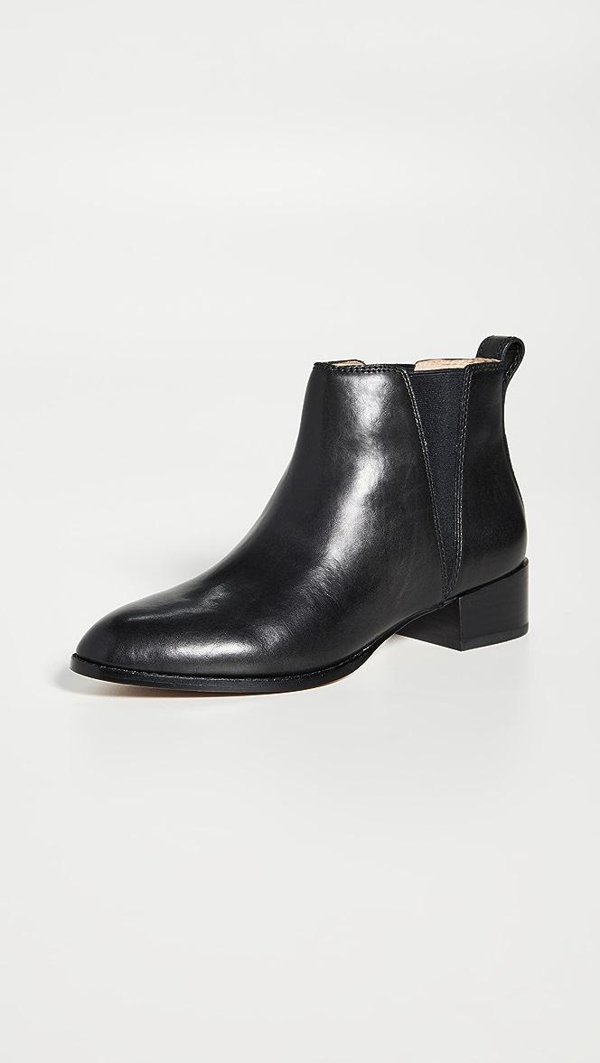 madewell black rain boots
