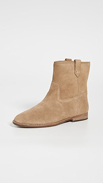 Madewell The Denise Slouch Boots