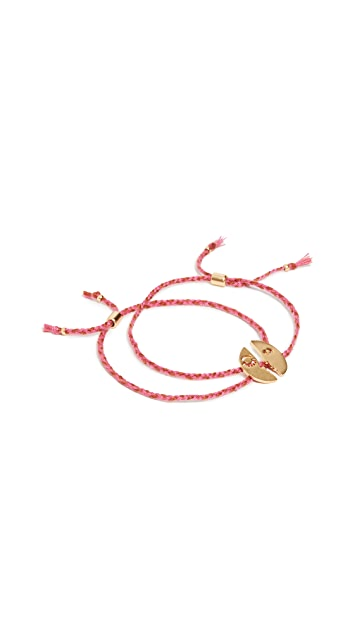 Madewell Two-Pack Friendship Bracelets