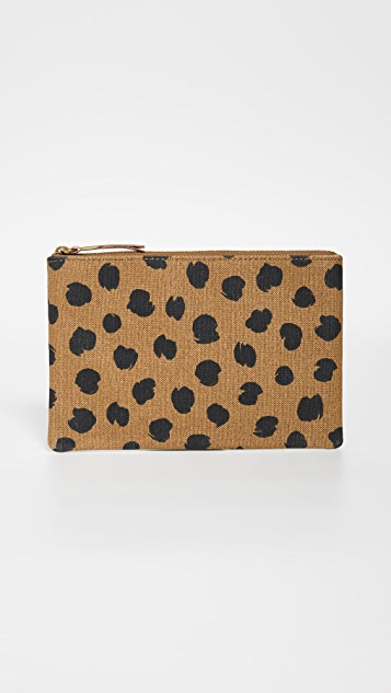 Madewell Medium Canvas Pouch
