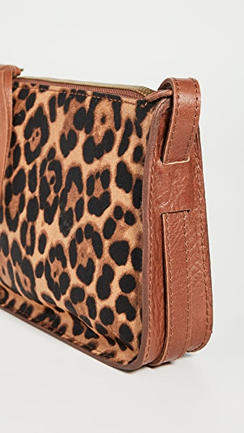 Madewell Simple Pouch Crossbody Bag