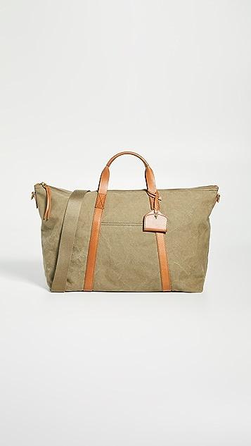 Madewell Canvas Overnight Bag