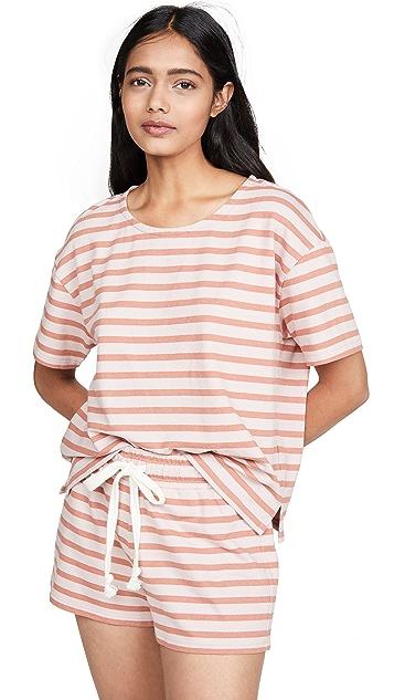 Madewell Piper Sleep T 恤