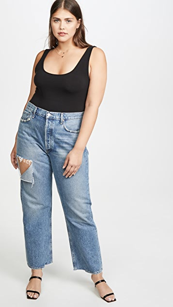 Madewell Billie Thong Bodysuit