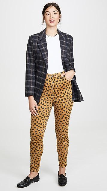 Madewell 10'' High Rise Skinny Jeans