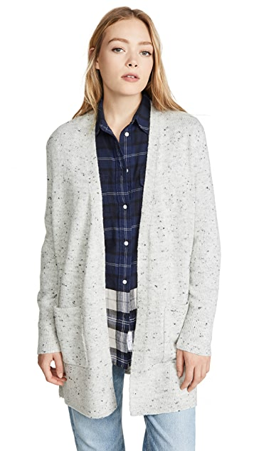 Madewell Donegal Kent 开襟衫