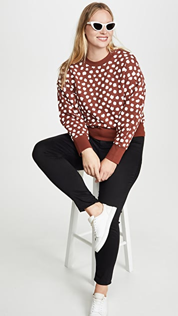 Madewell Acorn Dry Touch 运动衫