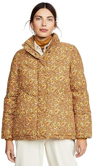 Madewell 灯芯绒夹棉夹克