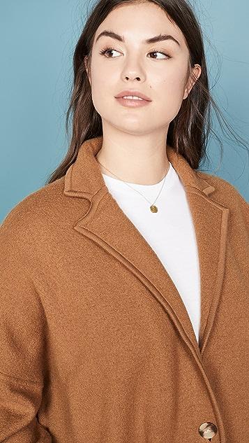 Madewell Juniper Sweater Blazer
