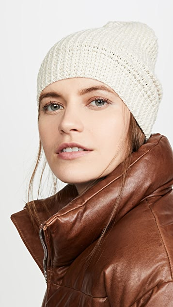 Madewell Waffle Knit Hat