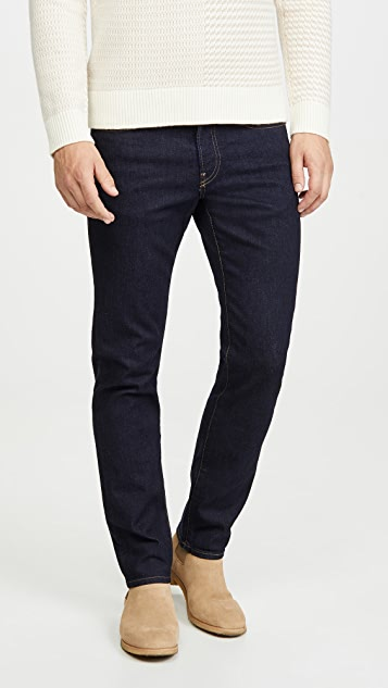 Madewell Rinse Slim Jeans