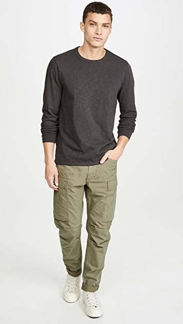 Madewell Garment Dyed Cargo Pants