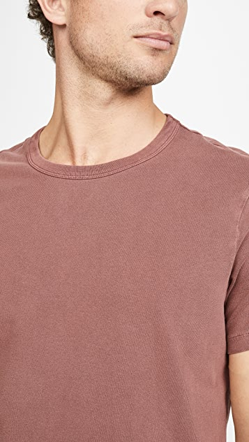 Madewell Bound Collar T-Shirt