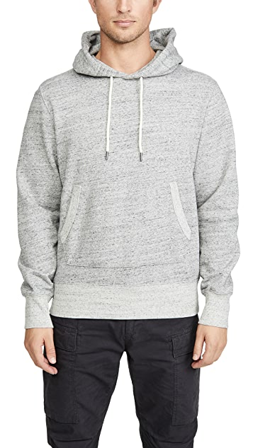 Madewell Speck Pullover Hoodie