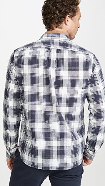 Madewell Buffalo Plaid Yarn Dyed Shirt