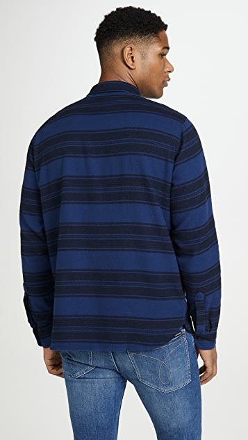 Madewell Blanket Stripe Shirt