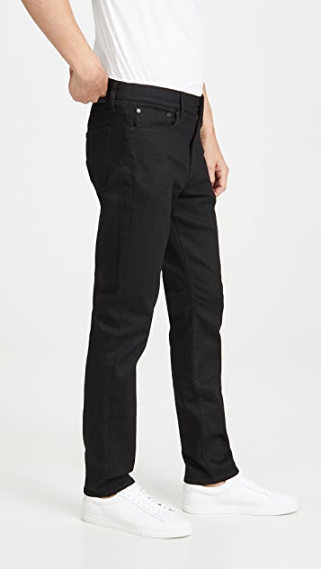 Madewell Stay Black Slim Jeans