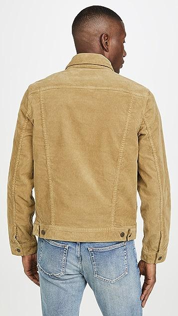 Madewell Corduroy Trucker Jacket