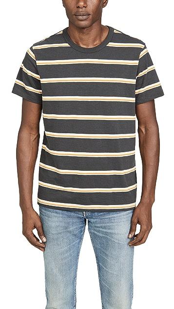 Madewell S Bound Collar T-Shirt