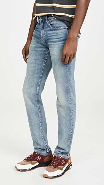 Madewell Slim Jeans in Frankfort Wash