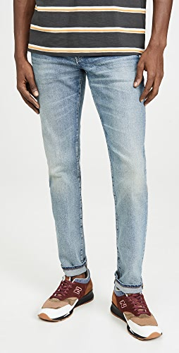Madewell - Slim Jeans in Frankfort Wash