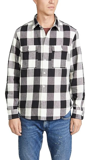 Madewell Buffalo Plaid Shirt