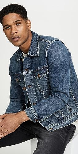 Madewell - Classic Denim Jacket In Medium Indigo