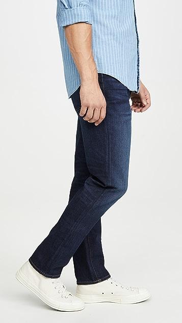 Madewell Baxley Slim Jeans