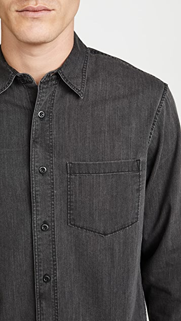 Madewell Long Sleeve Shirt