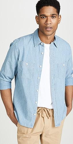 Madewell - Chambray Shirt