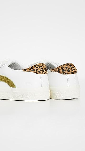 Madewell Sidewalk Low-Top Sneakers