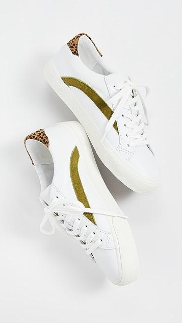 Madewell Sidewalk 低帮运动鞋