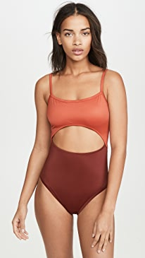 Blair Colorblocked One Piece