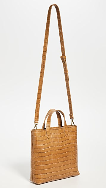 Madewell Small Inset Zip Transport Crossbody Bag