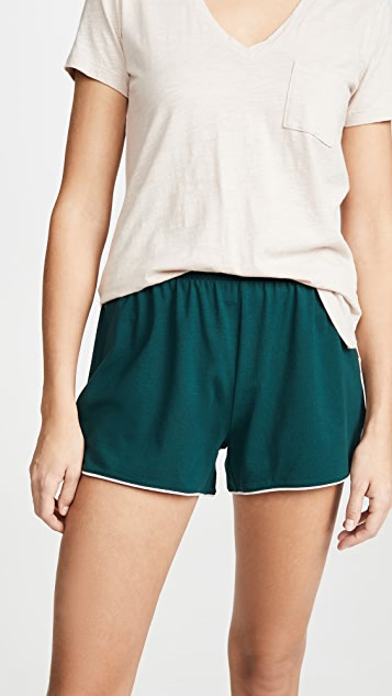 Madewell Avery Sleep Shorts