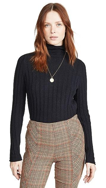 Madewell Inland Turtleneck Sweater