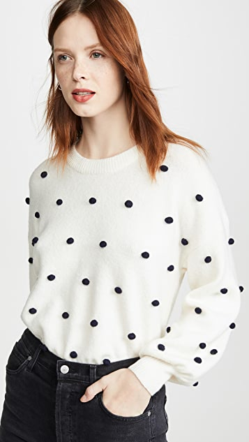 Madewell Knits Ada Bobble Sweater