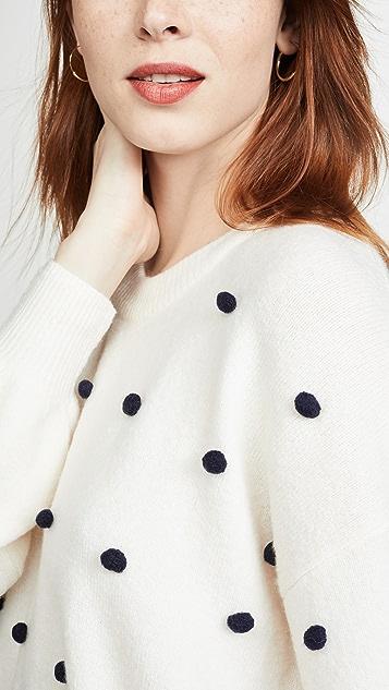 Madewell Ada Bobble Sweater