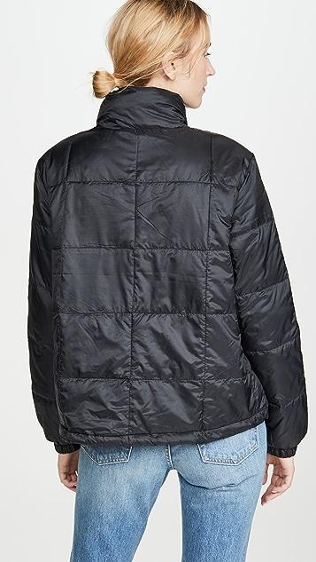 Madewell 可收纳夹棉外套