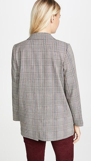 Madewell 格子夹克