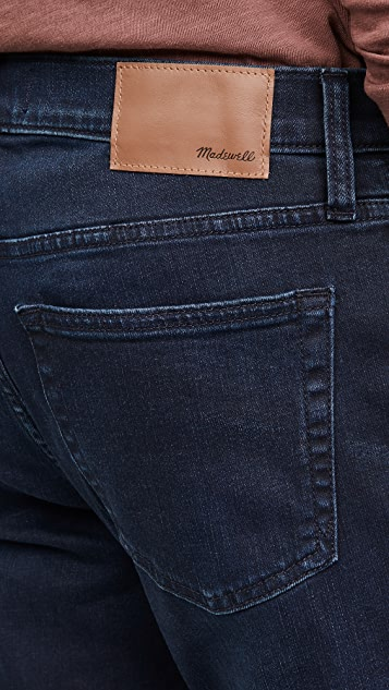 Madewell Athletic Slim Jeans In Paxon