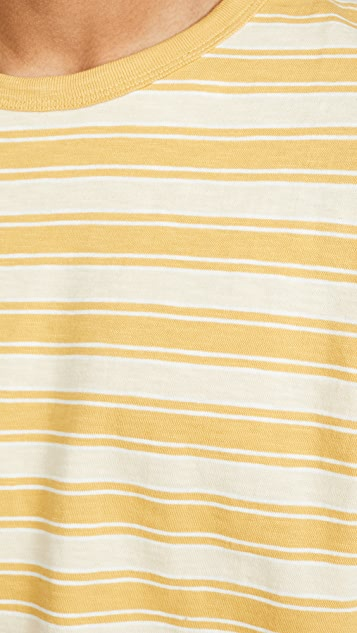 Madewell Bound Collar T-Shirt